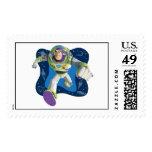 Toy Story's Buzz Lightyear running Stamp