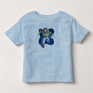Toy Story's Buzz Lightyear running Toddler T-shirt