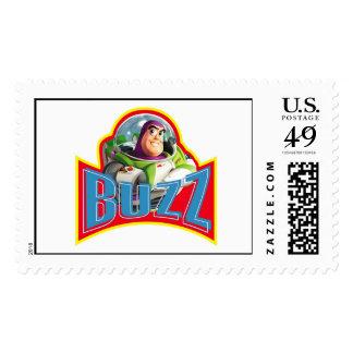 Toy Story's Buzz Lightyear Stamp