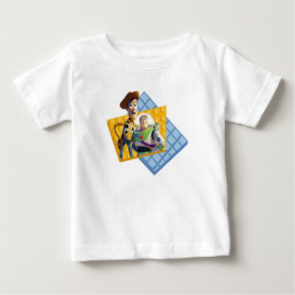 Toy Story's Buzz & Woody  Baby T-Shirt