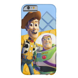 Toy Story's Buzz & Woody Barely There iPhone 6 Case