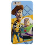 Toy Story's Buzz & Woody Barely There iPhone 6 Plus Case