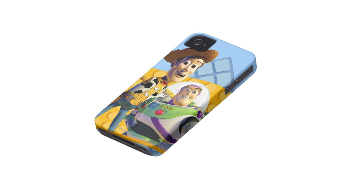Case Of Toy Story Games : Toy story s buzz woody case mate iphone zazzle