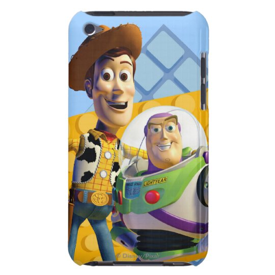 Toy Story's Buzz & Woody Case-Mate iPod Touch Case