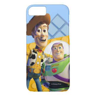 Toy Story's Buzz & Woody iPhone 7 Case