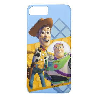 Toy Story's Buzz & Woody iPhone 7 Plus Case