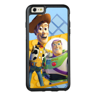 Toy Story's Buzz & Woody OtterBox iPhone 6/6s Plus Case
