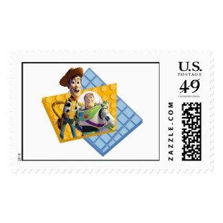 Toy Story's Buzz & Woody  Postage
