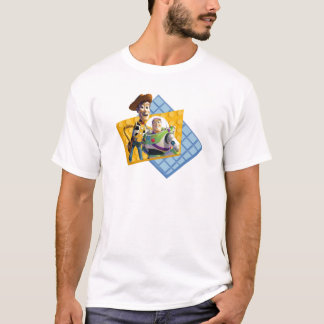 Toy Story's Buzz & Woody  T-Shirt