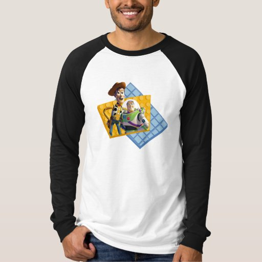 Toy Story's Buzz & Woody  Tee Shirt