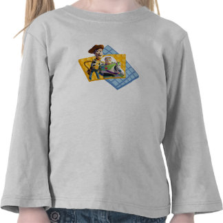 Toy Story's Buzz & Woody  Tees