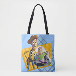 Toy Story's Buzz & Woody Tote Bag