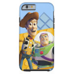 Toy Story's Buzz & Woody Tough iPhone 6 Case