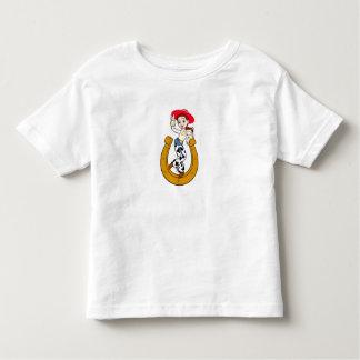 Toy Story's Jesse on Horseshoe Toddler T-shirt
