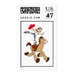 Toy Story's Jesse Postage Stamp
