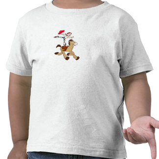 Toy Story's Jesse Tee Shirt