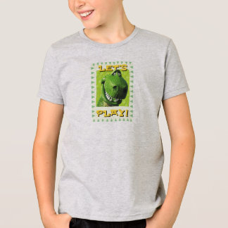 "Toy Story's ""Let's Play!"" Design T-Shirt"