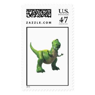 Toy Story's Rex Postage
