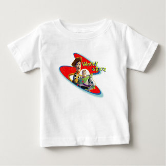 Toy Story's Woody and Buzz Baby T-Shirt