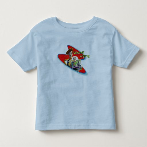 Toy Story's Woody and Buzz T Shirt