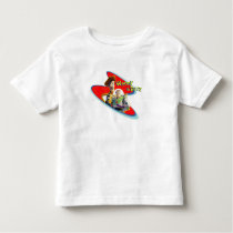 Toy Story's Woody and Buzz Toddler T-shirt