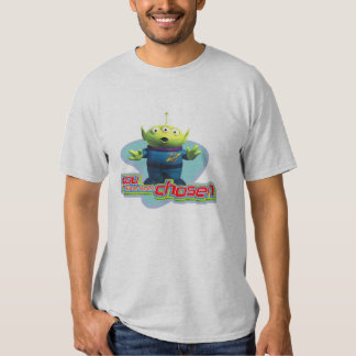 """Toy Story's """"You have been chosen"""" Alien Design T-Shirt"""