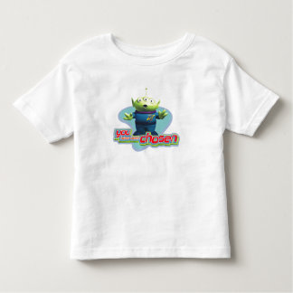 "Toy Story's ""You have been chosen"" Alien Design Toddler T-shirt"