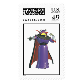 Toy Story's Zurg Postage Stamps