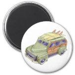 Toy Surf Car Magnet