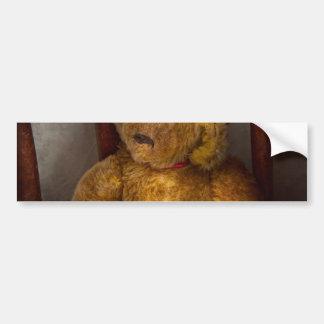 Toy - Teddy Bear - My Teddy Bear  Bumper Sticker