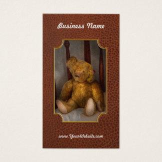 Toy - Teddy Bear - My Teddy Bear  Business Card