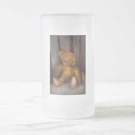 Toy - Teddy Bear - My Teddy Bear  Frosted Glass Beer Mug