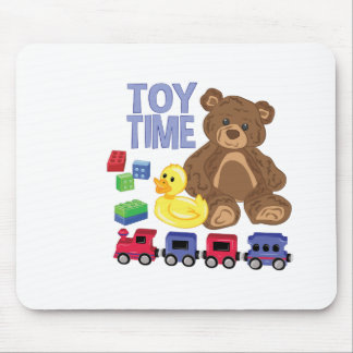 Toy Time Mouse Pad