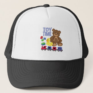 Toy Time Trucker Hat