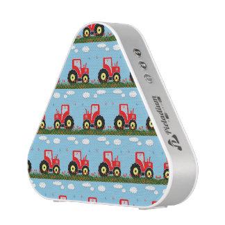 Toy tractor pattern speaker
