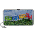 Toy Train in the Countryside Portable Speaker