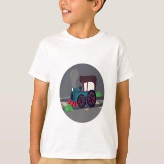Toy Train T-Shirt