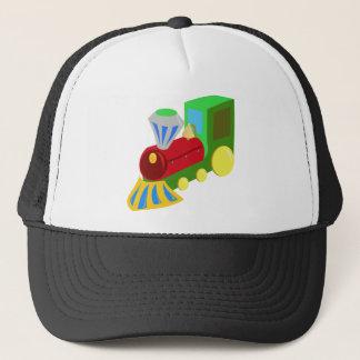 TOY TRAIN TRUCKER HAT