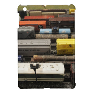 Toy Trains Cover For The iPad Mini