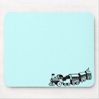 Toy Trains Mouse Pads