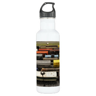 Toy Trains Water Bottle