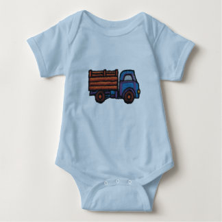 Toy Truck Infant Creeper
