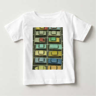 Toy Vintage Cars Infant Tee Shirt