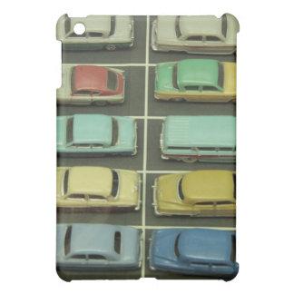 Toy Vintage Cars iPad Case