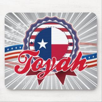 Toyah, TX Mouse Pads