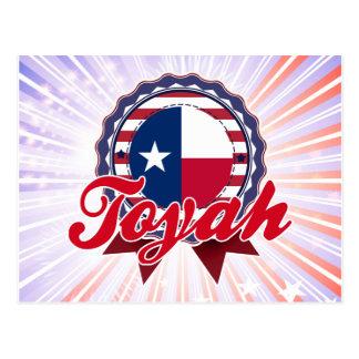 Toyah, TX Post Cards