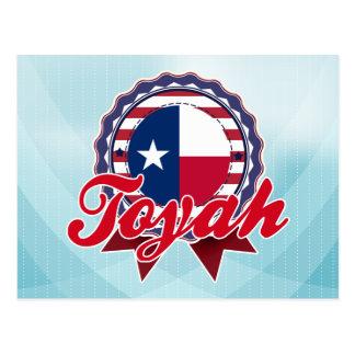 Toyah, TX Postcards
