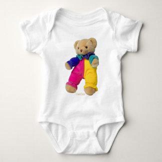 toybear_white/bgrnd tee shirts
