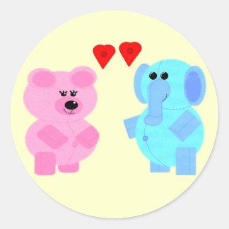 toybox love stickers