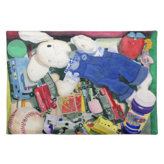 Toybox Cloth Placemat